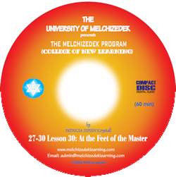 LESSON 30, AT THE FEET OF THE MASTER (CD format)