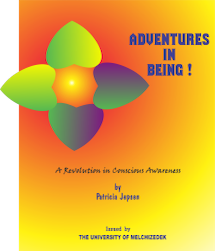 ADVENTURES IN BEING (book format)