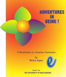 ADVENTURES IN BEING (e-book format)