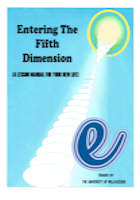 ENTERING THE FIFTH DIMENSION (e-book format)