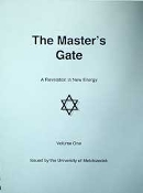 DEGREE III, COURSE 1:  THE MASTER'S GATE (book format)