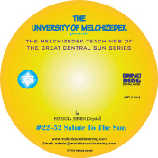 00 THE MELCHIZEDEK TEACHINGS OF THE GREAT SUN SERIES (CD format)