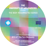 THE NEW HUMANITY (CD format)